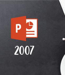 Manuels PowerPoint 2007
