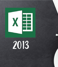 Manuels Excel 2013