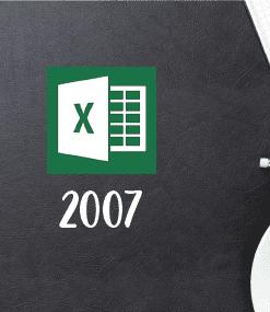Manuels Excel 2007